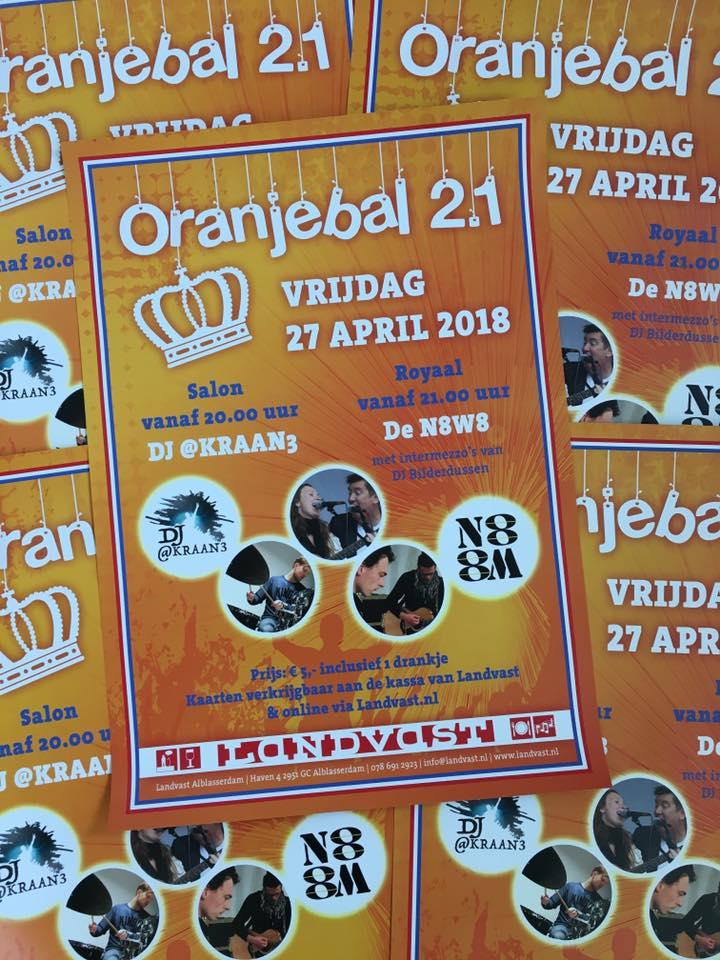 Oranjebal 2018 N8W8